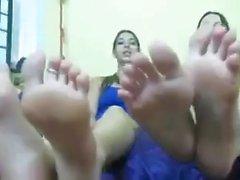sarışınlar ayak fetişi pov softcore webcam