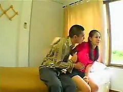asiatisk tonåringar thai