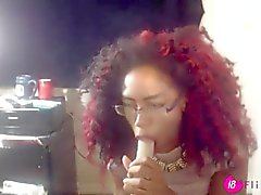 masturbation ebony anal masturbation amateur webcam