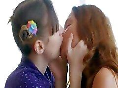 amateur schoonheid lesbisch