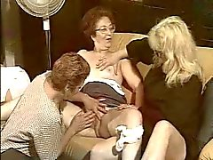 lésbicas amadurece grannies