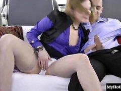 big boobs blonde brunette hardcore
