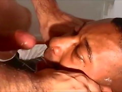 gay black and ebony blowjob