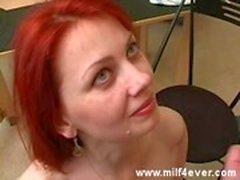 Sexy Russian Redhead Milf 2