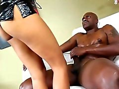Anal loving black nubian cockriding