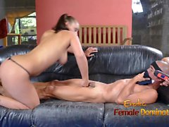 ballbusting bdsm femdom mistress slave