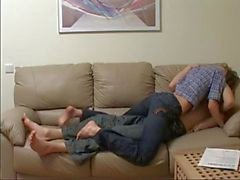 Teen Brother Attacked by Horny Real Sister