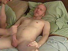 amateur cum gay couple handjob