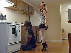 amateur femdom teens