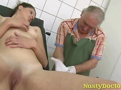 blowjob brunette fetish hardcore old young