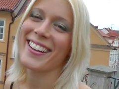 blondes tchèque clignotant