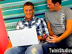 Gay XXX These 2 guys are young, hot, and horny. They're