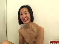 asian casting masturbation
