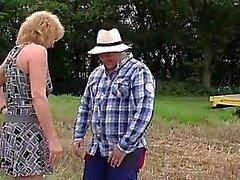 amador boquete alemão maduro ao ar livre