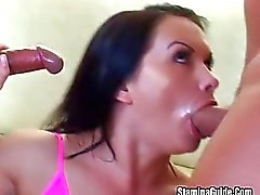vaginal sex oral sex anal sex double penetration black haired