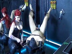bdsm german face sitting mistress
