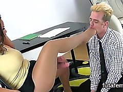 anal mamada femdom fetichismo del pie