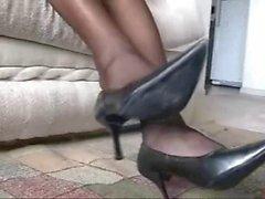 feticismo del piede calze adolescenza