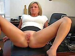 amateur milfs spanking