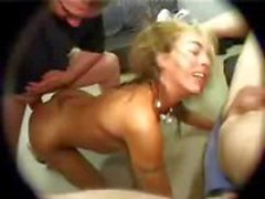 bdsm blonde fetish german