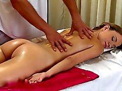 bebês massagem adolescentes