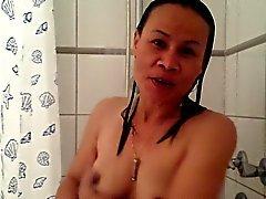 amateur duchas tailandés
