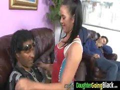 teenager schwarz hardcore interracial