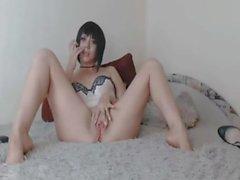 masturbation nylon russian