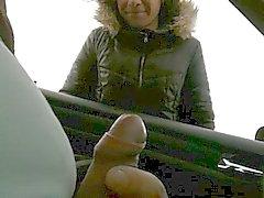 knipperende hidden cams publieke naaktheid