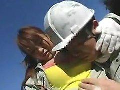 asiático bebê boquete peludo japonês