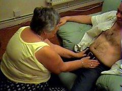 granny-footjob old kink