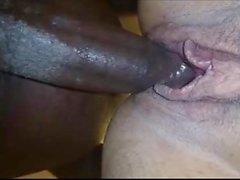 les gros plans sperme sur le cul interracial échéance