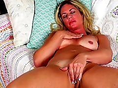 blond hd masturbation mature