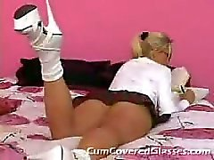 Cum Covered Glasses 5 Scene 3 Nikki Hunter