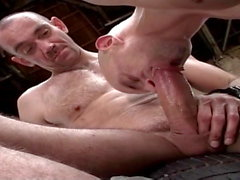 gay daddy outdoor