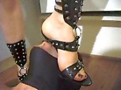 bdsm femdom foot fetish