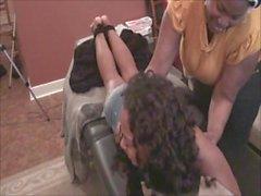 bdsm black kink ebony-tickling tickling
