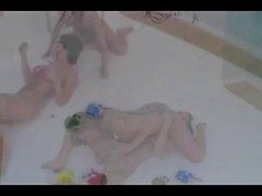 lesbians squirting