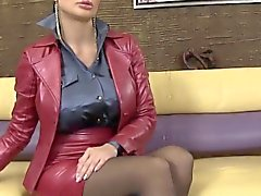 brunette double penetration european nylon