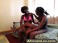 bambino nero ed ebano tastare lesbica