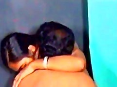 Indian College Student Whore Fucks Two Guys