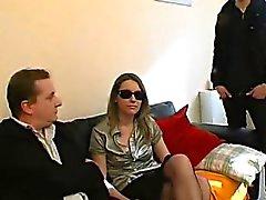 gangbang group sex hardcore interracial stockings