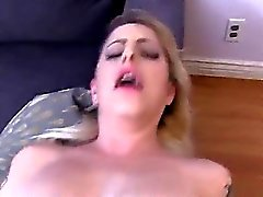 blonde blowjob fetish
