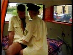 sarışın oral seks araba