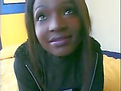 schwarz und ebony behaart interracial