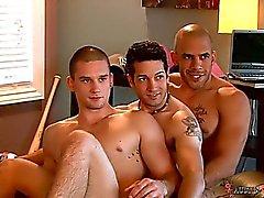 любительский геи групповой секс