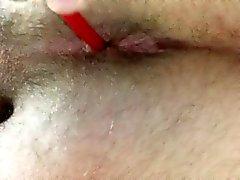 любительский анальный аппликатура массаж мастурбация