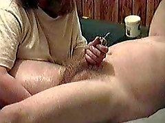 Prostate Massage w Intense Orgasm