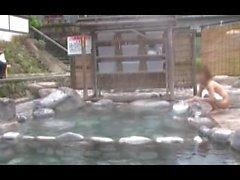 japonês banho - banho público asiático caseiro