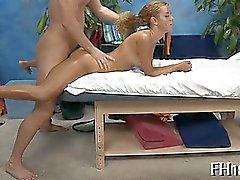 amateur ass massage
